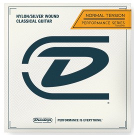 Dunlop Performance Series Nylon/Silver Wound Classical Guitar Strings DCV100NS
