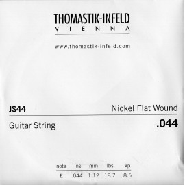 Thomastik-Infeld Single Jazz Swing Flat Wound .044 Nickel Electric Guitar String JS44