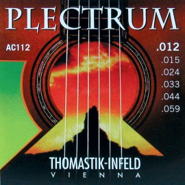 Thomastik-Infeld Plectrum 12-59 Med-Light Acoustic Guitar Strings AC112