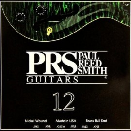 PRS12 Prs 'Paul Reed Smith Guitars'  Electric Guitar Strings 12 - 52