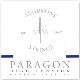 Augustine Paragon Blue 25-45 High Tension Classical Guitar Strings APB