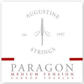 Augustine Paragon Red 24-42.5 Medium Tension Classical Guitar Strings APR