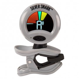 Snark Silver Clip-on All Instrument Tuner SIL1