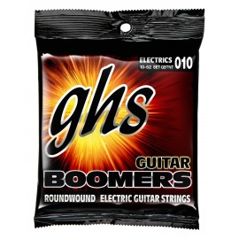 ghs GB-TNT 'Boomers' Thin-Thick Nickel Plated Steel Electric Guitar Strings 10 - 52