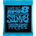Ernie Ball RPS Extra Slinky 08-38 Nickel Wound Electric Guitar Strings 2238