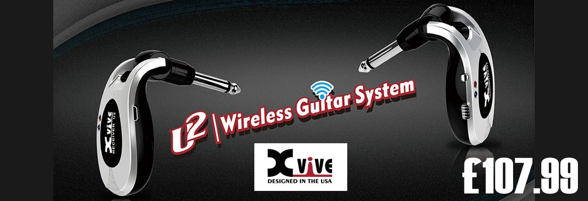 Xvive Wireless Guitar System