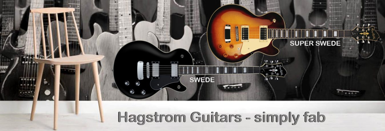 Hagstrom Guitars